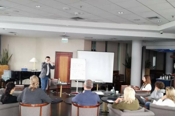 Zjazd nr 2, grupa d - Akademia Liderów Partycypacji @ Radisson Blu Hotel | Szczecin | Województwo zachodniopomorskie | Polska